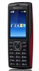"Sony Ericsson Cedar J108 Unlocked QuadBand HSDPA Cellular Phone J108i Red Black - 2100MHz WCDMA, 2.2"" Display, 2MP Camera, FM Radio"