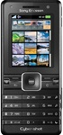Sony Ericsson K770i Cyber-Shot Unlocked TriBand 3.2MP Camera Cellular Phone K770 Black - 2100MHz WCDMA, 3.2MP Camera, FM Radio