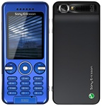 Sony Ericsson S302i Unlocked QuadBand 2MP Camera Cellular Phone S302 Blue - FM Radio