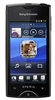 "Sony Ericsson Xperia Ray ST18 Unlocked QuadBand GPS WiFi HSDPA Cellular Phone ST18i Black - 2100MHz WCDMA, 3.3"" Display, 8MP Camera, 720p HD Video, Timescape UI, Digital Compass, FM Radio, Scorpion, Android OS, v2.3 Gingerbread"