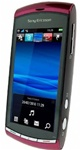 Sony Ericsson Vivaz U5i Unlocked QuadBand GPS WiFi HSDPA Cellular Phone U5 Ruby Red - 900/2100MHz WCDMA, 8MP Camera, Autofocus, LED Flash, Touch Screen, 720p HD Video, TV Out, Geo-tagging, FM Radio, Symbian S60