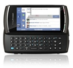 Sony Ericsson Vivaz U8i Unlocked QuadBand GPS WiFi HSDPA Cellular Phone U8 Black - 900/2100MHz WCDMA, 5MP Camera, Autofocus, LED Flash, Touch Screen, 720p HD Video, TV Out, Geo-tagging, FM Radio, Symbian S60