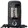 "Sony Ericsson Zylo W20 Unlocked QuadBand Cellular Phone W20i Black - 2100MHz WCDMA, 2.6"" Display, 3.15MP Camera, FM Radio, Walkman"