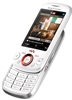 "Sony Ericsson Zylo W20 Unlocked QuadBand Cellular Phone W20i White - 2100MHz WCDMA, 2.6"" Display, 3.15MP Camera, FM Radio, Walkman"
