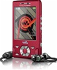 Sony Ericsson W995i Walkman Unlocked QuadBand GPS WiFi HSDPA 8.1MP Camera Cellular Phone W995 Red - 900/2100MHz WCDMA, FM Radio