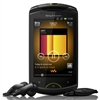 "Sony Ericsson Live with Walkman WT19 Unlocked QuadBand GPS WiFi HSDPA Cellular Phone WT19i Black - 900/2100MHz WCDMA, 3.2"" capacitive Display, Accelerometer, 5MP Camera, 720p HD, Digital Compass, FM Radio, Android OS v2.3 Gingerbread"
