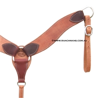 SRS® Pro Series Team Roper Breast Collar