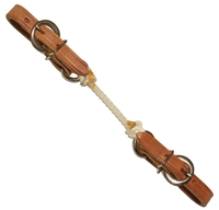 Ranchman's Rope Curb Strap