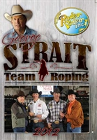 George Strait Team Roping DVD 2012