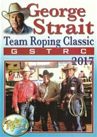 George Strait Team Roping 2017 DVD