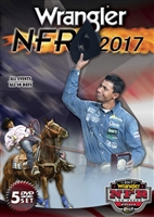 2017 Wrangler National Finals Rodeo DVD
