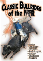 Classic Bull Riding of the NFR DVD