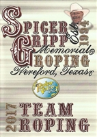 Spicer Gripp Memorial Team Roping 2017 DVD