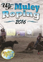 2016 Wentz Point Muley Roping DVD