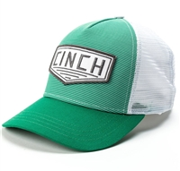 Cinch® Outdoor Men's Green Trucker Cap