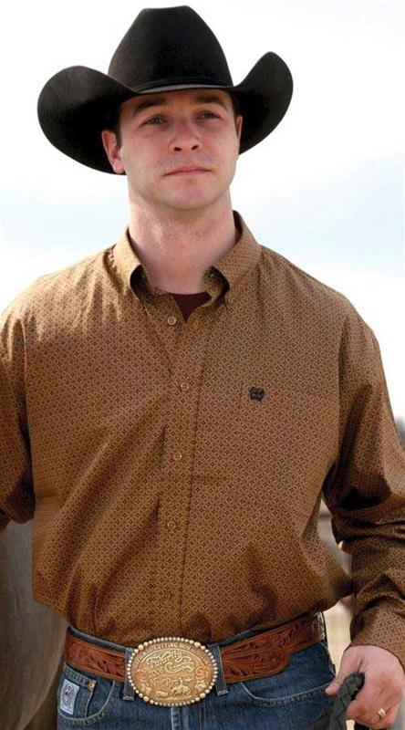 Mens Cotton Long Sleeve Shirts