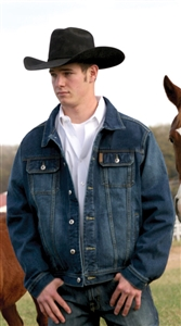 Mens Cinch® Rolling Stone Denim Jacket