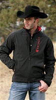 Mens Cinch® Black Bonded Jacket