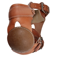 Classic Equine® Performance Leather Skid Boots-Buckles