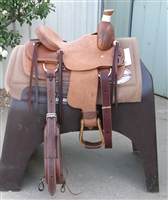 "SRS® 12"" Children's Roping Saddle"