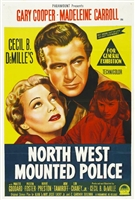 North West Mounted Police (1940) Gary Cooper, Madeleine Carroll