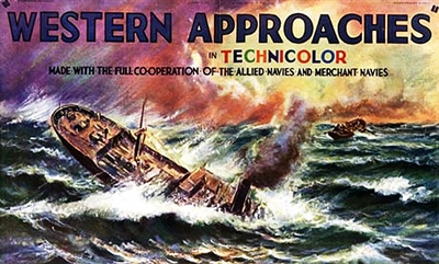 Western Approaches (1944) Pat Jackson; Technicolor Photography by Jack Cardiff