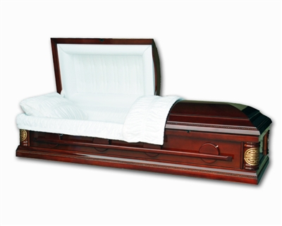 Longevity Chinese Casket