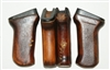 Russian wood Type 2 AK47 pistol grips (10 pack)