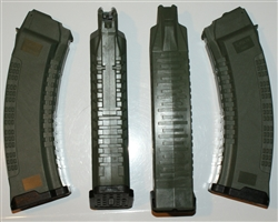 Russian AK74 60rd 5.45x39mm magazine PUFGUN, Olive