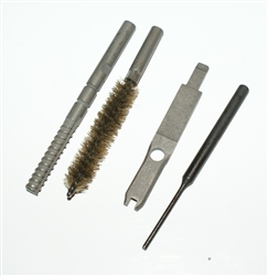 Russian SVD cleaning kit components