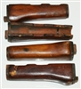 Russian AK47 Type 1 wood lower handguard