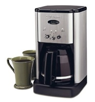 Cuisinart® Brew Central™ 12-Cup Programmable Coffeemaker