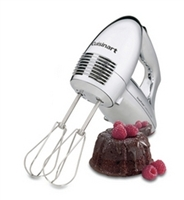 Cuisinart® SmartPower™ 5-Speed Chrome Hand Mixer
