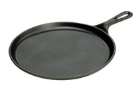 Lodge Logic Round Griddle, 10-1/2""