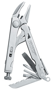 American made pocket knives, Leatherman Crunch