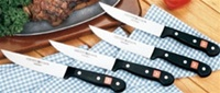 4 pc. Wusthof Gourmet Steakhouse Set