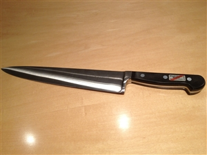 "Robert Herder Windmuehlenmesser 10"" Chef Knife"