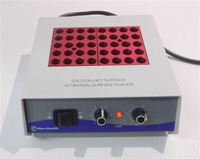 Fisher Scientific Dual Dry Bath Incubator Heat Block, Model 2052FS