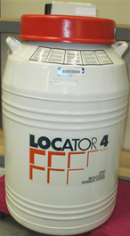 Thermolyne Locator 4 Cryostorage Tank