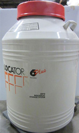 Thermolyne Locator 6 Plus Cryostorage Tank
