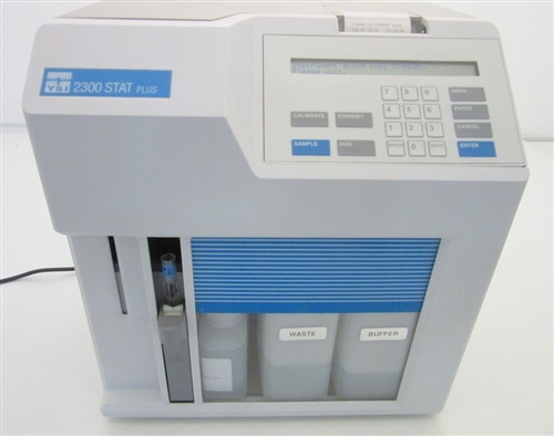 YSI 2300 Stat Plus Glucose and Lactate Analyzer - Includes a 90 day Warranty - Marshall Scientific