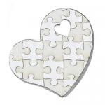 Stainless Steel Heart Pendant