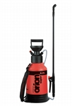 Orange 3 Liter Garden Sprayer