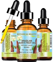 Brazilian BURITI FRUIT OIL 100% Pure