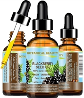 BLACKBERRY SEED OIL 100% Pure
