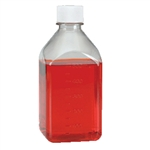 STERILE 500 ML BTL, SQ MEDIA, PET