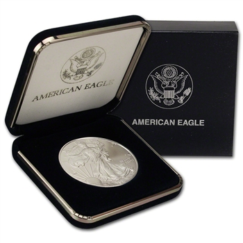 2013 American Silver Eagle in U.S. Mint Gift Box