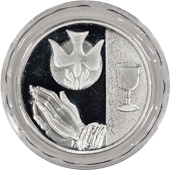 2014 Silver 1 oz. Medallion - Confirmation