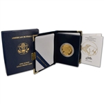 2007-W American Gold Buffalo Proof (1 oz) $50