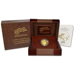 2008-W American Gold Buffalo Proof (1/4 oz) $10 in OGP